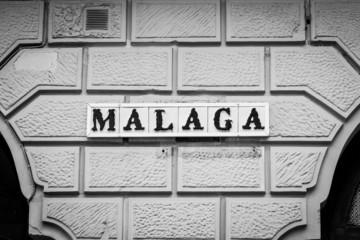 Malaga Entrance