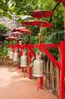 Постер, плакат: Bells in Wat Phan Tao Chiang Mai Thailand