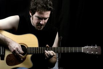 Guitarist Man