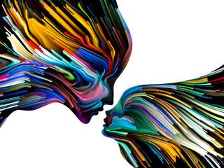 Metaphorical Mind Painting