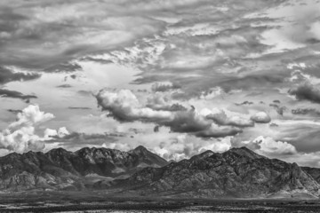 Summer Monsoon and Mountain