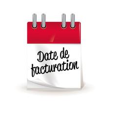 facture - date de facturation