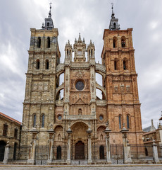 Cathedral of Astorga Spain