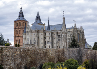 Astorga Epsiscopal Palace