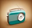 Vintage radio - 81380678