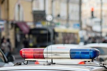 the patrol alarm system of police