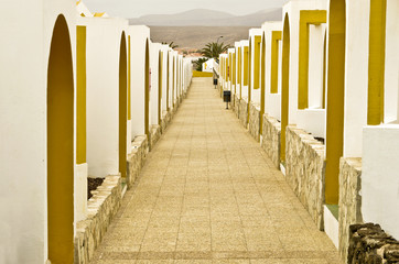 Holiday apartments in Caleta de Fuste, Fuerteventura Spain