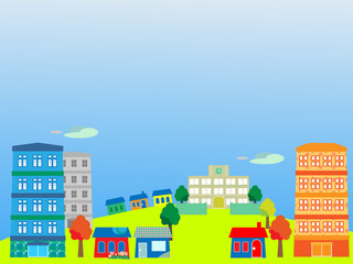 家、住宅地・町並み