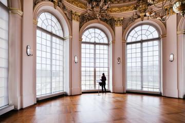 Opulent windows