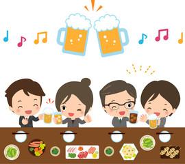 職場の飲み会