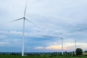 Green Energy Turbine wing