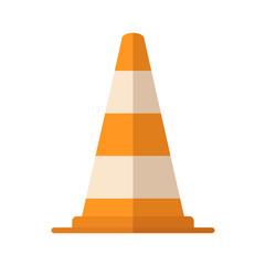 Icono cono seguridad trafico