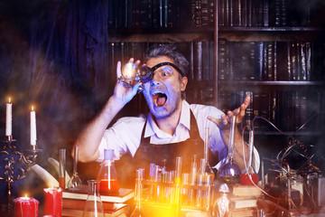 chemist crazy