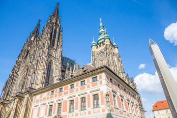 Prague - Cathédrale Saint-Guy