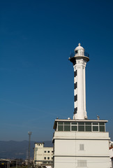 Rijeka harbor lighthouse