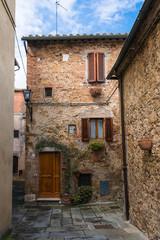 イタリア トスカーナ ピエンツァ