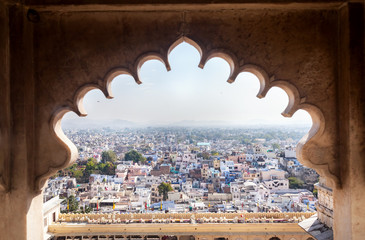 Udaipur City view