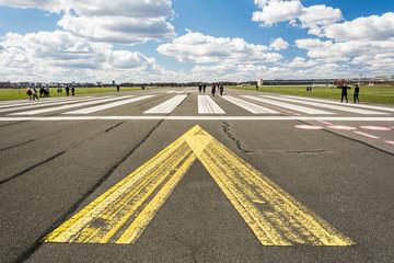 Flugfeld Tempelhof Berlin