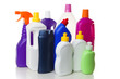 Multiple house cleaning products - 81399472