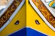 Malta Colored Fishing boats - 81399853