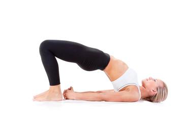 Sport Series: yoga