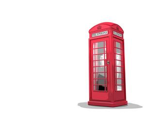 Cabina telefonica - Londra