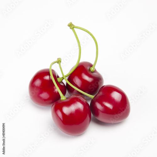 Keuken foto achterwand Boodschappen Big juicy ripe cherry