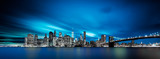New York Skyline at Night - 81402437