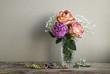 натюрморт �  розами