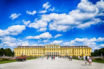 Kaiserwetter Schönbrunn
