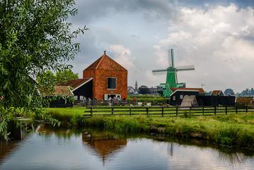 Windmühle Zannse Schans