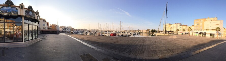 Port du Cap d'Agde, Languedoc
