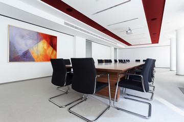 Boardroom in the business centre