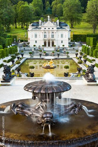 Linderhof Castle (Bavaria, Germany) - 81406815