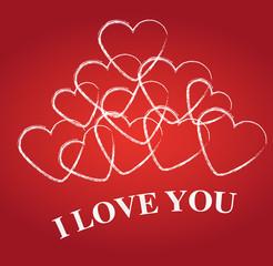 i love you sfondo