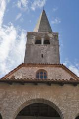 Euphrasian Basilica in Porec, Croatia