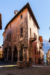 Cannobio, Lago Maggiore, Verbania, Piemonte, Italia