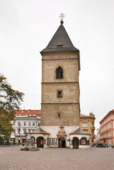 Renaissance Urban's Tower in Kosice. Slovakia