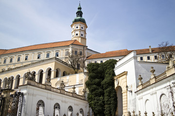 Schloss Mikulov, Tschechische Republik