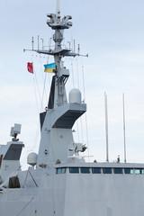 warship bridge