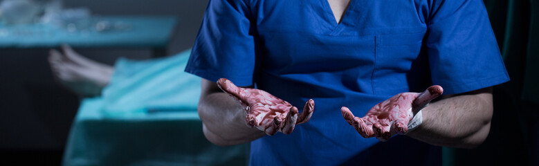 Surgeon guilty of patient's death