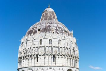 Pisa. Il Battistero