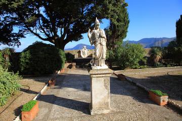 Toscana,Isola d'Elba,Portoferraio,villa di Napoleone.