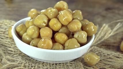 Preserved Chick Peas (seamless loopable)