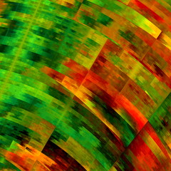 Messy Colorful Art Background. Multicolored Abstract Grunge.