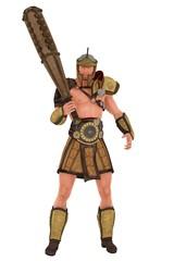 Hercules the Grecian demigod