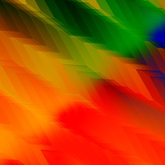 Colorful Rainbow Colors Background. Artistic Stylish Design.