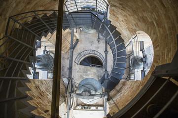 Scala del campanile