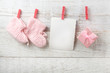 Decorations for newborn girl - 81418678