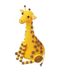 Toy of Quilling. Giraffe